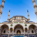 The Nizamiye Turkish Masjid is the Biggest Mosque in the Southern Hemisphere