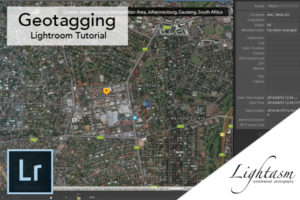 Geotagging with Lightroom Tutorial