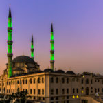 Turkish Mosque Visit and Sunset Photo Walk