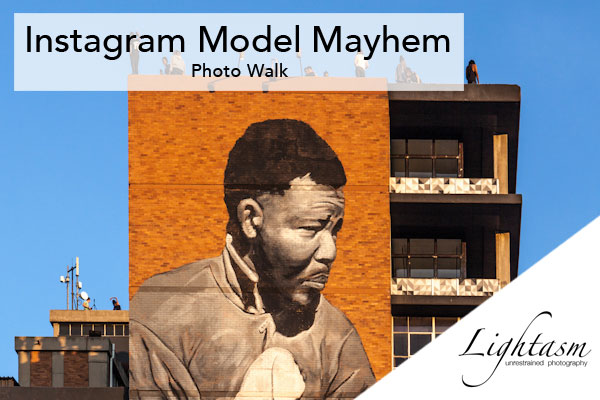 Instagram Model Mayhem in Maboneng – Last 2016 Photo Walk