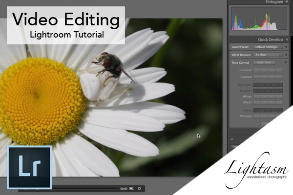 How to Edit Video with Lightroom for Colour Grading