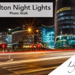 Sandton Night Lights