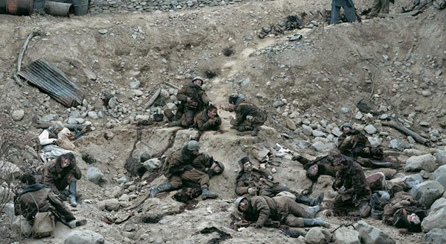 Jeff Wall, Dead Troops Talk 1992